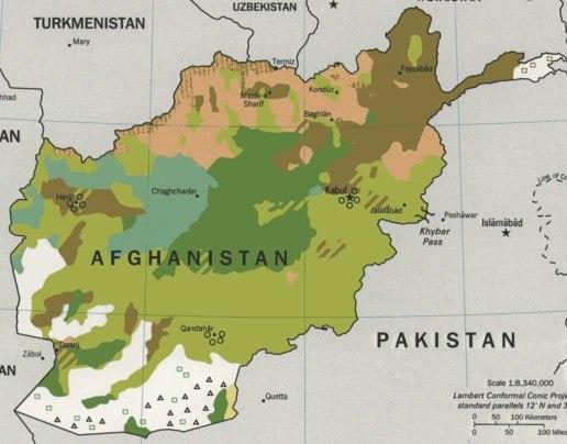 Hazara Map