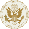 seal of the US Supreme Court