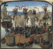 The Battle of Rochelle