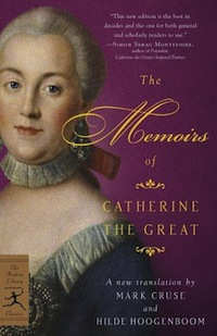 The Memoir of Catherine the Great