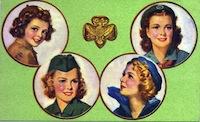 Vintage Girl Scout image