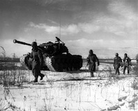 Tank at Chosin