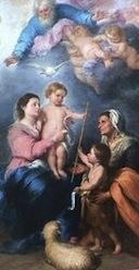 Holy Trinity dove