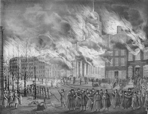 The Great Fire of 1835