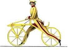 Drais's Laufmaschine 1817