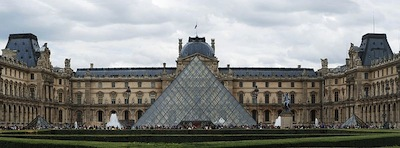 The Musee du Louvre