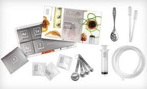 Molecule-R Gastronomy Kit