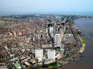 Lagos, the capital of Nigeria, is the largest city in Africa