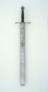 An executioner's Sword