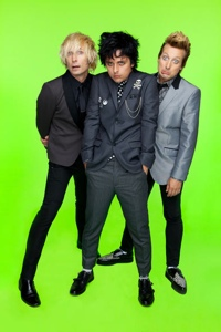 The punk rock band, Green Day