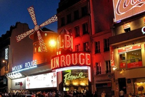 The Moulin Rouge