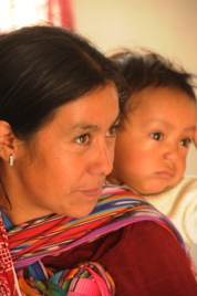 A Guatemalan Kiva loan recipient