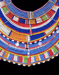 Bridal set of necklaces