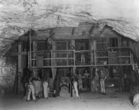 A Mine in Kimberley