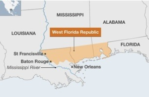 The Republic of West Florida