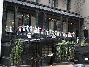 New York City's 21 Club