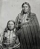 Comanche braves