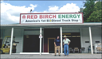 Red Birch Truck Stop