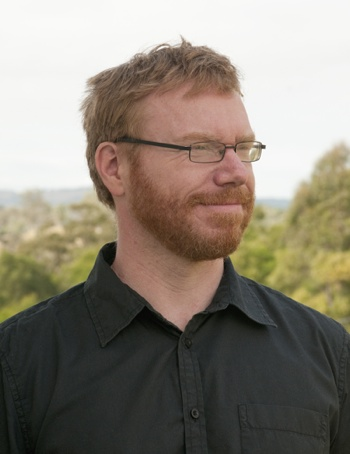 Author Ryan O'Neill