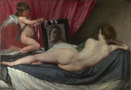 The Rokeby Venus by Diego Velázquez
