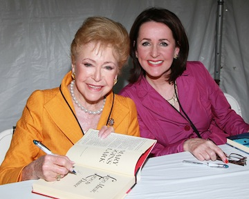 Mary Higgins Clark and Carol Higgins Clark