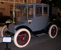 Detroit Electric Brougham