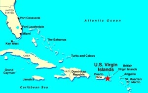 The U.S. Virgin Islands