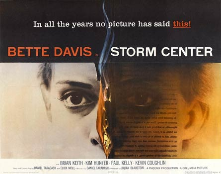 Movie Poster for Storm Center