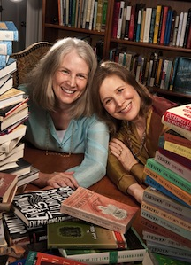 Ann Patchett and Karen Hayes