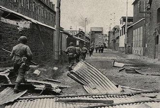 Siege at Saint Malo