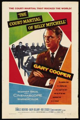 movie poster for The Court-Martial of Billy Mitchell