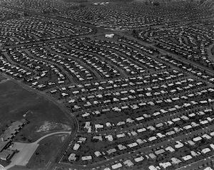 Levittown, NY 1950s