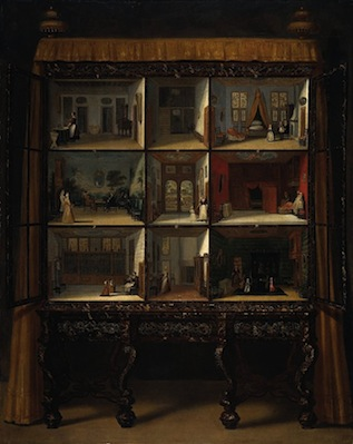 Petronella Oortman's cabinet house