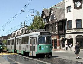 Boston's Green Line