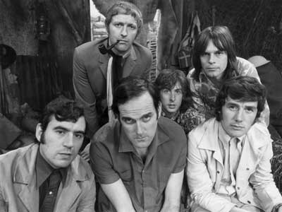 The Cast of Monty Python