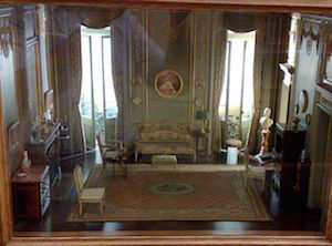 Salon Louis XVI Thorne Room