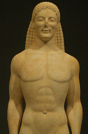 Getty's Kouros