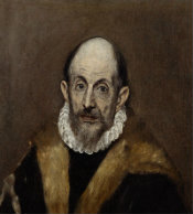 El Greco's Portrait Of A Man