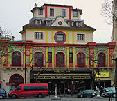 The Bataclan theater in Paris in 2009