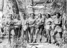 Women of Palmach
