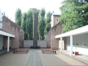 Jewish Memorial at Shouwburg Museum