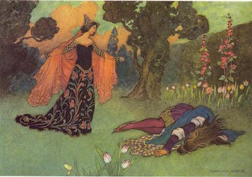 Warwick Goble's Beauty and the Beast