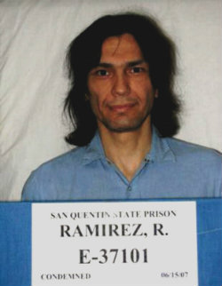 The Night Stalker, Ricardo Ramirez