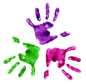 Children's' Hands