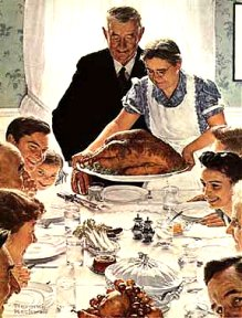 Norman Rockwell's Christmas