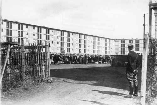The Drancy Internment Camp