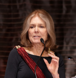 Gloria Steinem in 2011