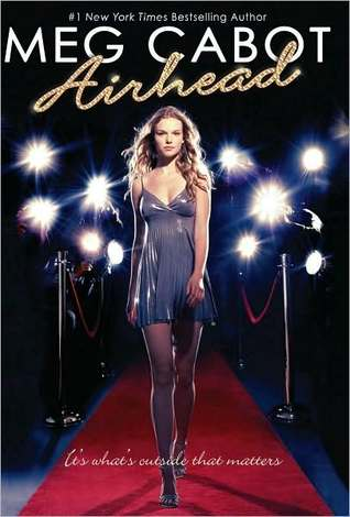 Cover of <i>Airhead</i> by Meg Cabot
