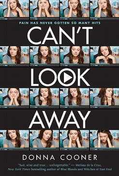 Cover of <i>Can't Look Away</i> by Donna Cooner