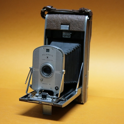 First Polaroid Camera